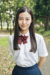 9月9日スタートのMBS/TBSドラマイズム『文学処女』(TBSでは11日〜)に出演する田辺桃子