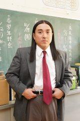 ドラマ『今日から俺は!!』に出演するムロツヨシ(C)日本テレビ