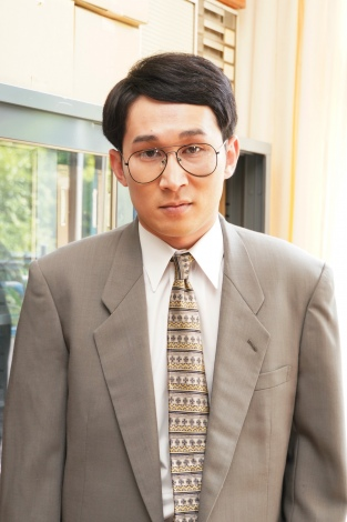 ドラマ『今日から俺は!!』に出演するシソンヌじろう(C)日本テレビ