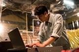 テレビ朝日系『ハゲタカ』第8話(9月6日放送)より。ベンチャー企業の社長役で出演する森崎ウィン(C)テレビ朝日