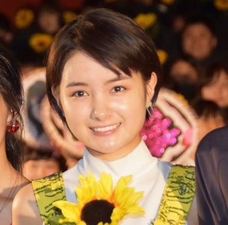 映画『青夏 きみに恋した30日』女子会舞台あいさつに出席した葵わかな (C)ORICON NewS inc.