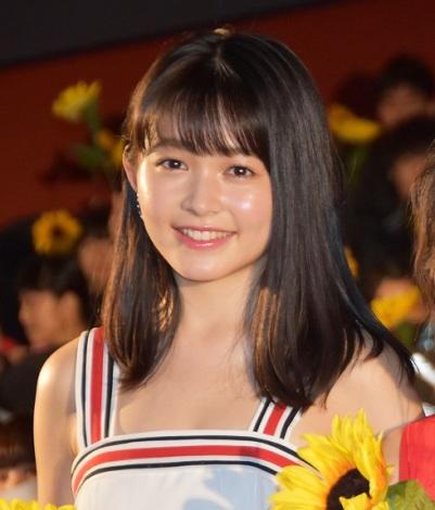 映画『青夏 きみに恋した30日』女子会舞台あいさつに出席した久間田琳加 (C)ORICON NewS inc.