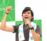 1stアルバム『僕らの色 みんなの色』記念イベントに出席したマサイ (C)ORICON NewS inc.