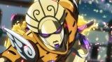 アニメ『ジョジョの奇妙な冒険 黄金の風』キャラクターPVの場面カット(C)LUCKY LAND COMMUNICATIONS/ 集英社・ジョジョの奇妙な冒険GW製作委員会