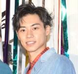 映画『銀魂2 掟は破るためにこそある』初日舞台あいさつに登壇した戸塚純貴 (C)ORICON NewS inc.