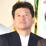 映画『銀魂2 掟は破るためにこそある』初日舞台あいさつに登壇した佐藤二朗 (C)ORICON NewS inc.