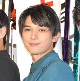 映画『銀魂2 掟は破るためにこそある』初日舞台あいさつに登壇した吉沢亮 (C)ORICON NewS inc.