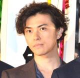 映画『銀魂2 掟は破るためにこそある』初日舞台あいさつに登壇した勝地涼 (C)ORICON NewS inc.