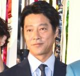 映画『銀魂2 掟は破るためにこそある』初日舞台あいさつに登壇した堤真一 (C)ORICON NewS inc.