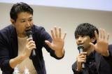 『国際短編映画祭ショートショート フィルムフェスティバル & アジアのトークイベント』の模様