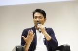 『国際短編映画祭ショートショート フィルムフェスティバル & アジアのトークイベント』に登壇した別所哲也