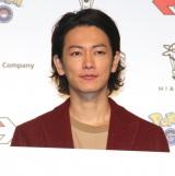 アプリゲーム『ポケモンGO』新CM発表会に出席した佐藤健 (C)ORICON NewS inc.