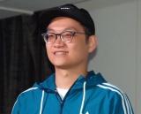 『2018 TAIWAN BEATS』会見に出席したSunset Rollercoaster・KUOKUO