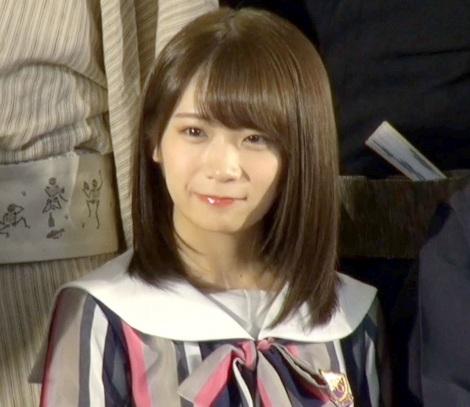 『KYOTO NIPPON FESTIVAL 2018』記者会見に出席した乃木坂46・秋元真夏 (C)ORICON NewS inc.
