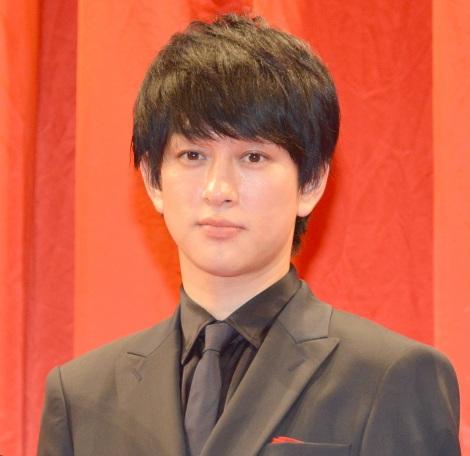 """""""関ジャニ∞""""での優越感について語った横山裕 (C)ORICON NewS inc."""