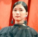 映画『累-かさね-』完成披露試写会に出席した芳根京子 (C)ORICON NewS inc.