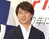 2020年までも目標を明かした嵐・櫻井翔=JAL『Fly for it!』東京2020大会に向けた新活動発表(C)ORICON NewS inc.