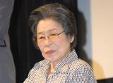 女優・菅井きんさん死去 92歳