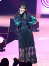 『Seventeen 夏の学園祭2018』「ST Collection 2018」STAGEに登場した田辺桃子 (C)ORICON NewS inc.