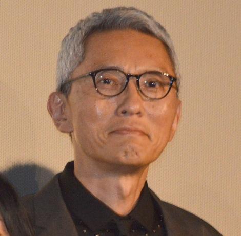 映画『コーヒーが冷めないうちに』完成披露試写会に出席した松重豊 (C)ORICON NewS inc.