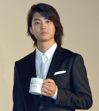 映画『コーヒーが冷めないうちに』完成披露試写会に出席した伊藤健太郎 (C)ORICON NewS inc.