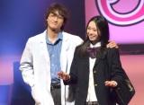 『Seventeen 夏の学園祭2018』に登場した小関裕太(左) (C)ORICON NewS inc.