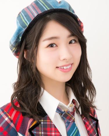 AKB48・岩立沙穂(C)AKS