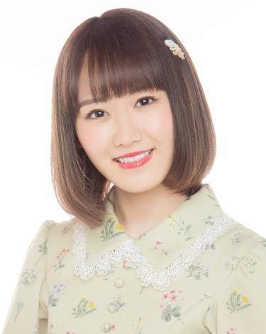 NGT48・西潟茉莉奈(C)AKS