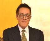 明治座『水谷千重子50周年記念公演』製作発表会見に出席したあご勇 (C)ORICON NewS inc.