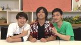 「水溜りボンド夏休みスペシャル」動画に出演する(左から)カンタ、トミー、草なぎ剛