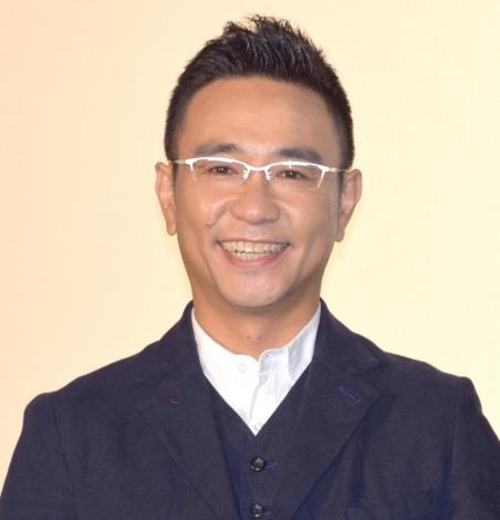 映画『検察側の罪人』の初日舞台あいさつに出席した八嶋智人 (C)ORICON NewS inc.