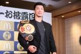 マックイベントに登壇したボクシング村田諒太選手 (C)oricon ME inc.