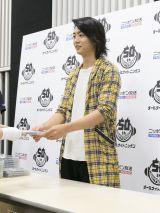『健太郎のオールナイトニッポン0(ZERO)』DVD「お渡し会」を実施した伊藤健太郎