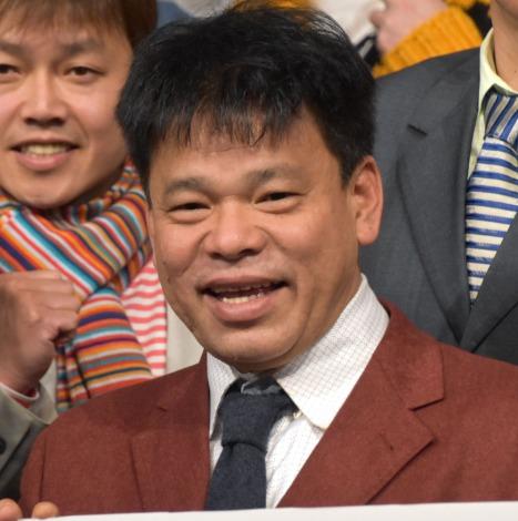 プロジェクト「吉本坂46」が始動会見に出席したジミー大西 (C)ORICON NewS inc.