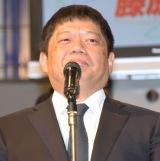 プロジェクト「吉本坂46」始動会見に出席した藤原寛社長 (C)ORICON NewS inc.