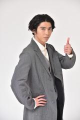 日本テレビ系10月期日曜ドラマ『今日から俺は!!』に主演する賀来賢人 (C)日本テレビ
