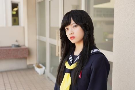 10月スタートの日本テレビ系連続ドラマ『今日から俺は!!』に出演する橋本環奈(C)日本テレビ