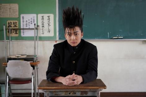 10月スタートの日本テレビ系連続ドラマ『今日から俺は!!』に出演する伊藤健太郎(C)日本テレビ