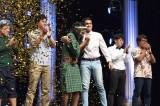 6回目の開催『お笑いバイアスロン2018』敗者復活戦から初優勝した「ありんくりん」(C)QAB