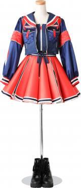 SKE48「無意識の色」衣装