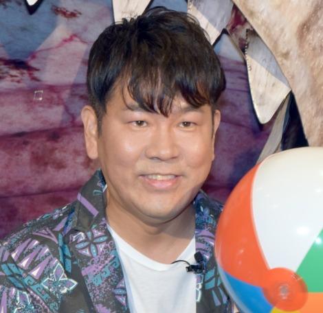 映画『MEG ザ・モンスター』公開直前イベントに出席した藤本敏史 (C)ORICON NewS inc.