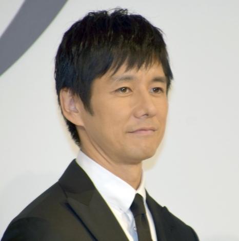 映画『散り椿』完成報告会見に出席した西島秀俊 (C)ORICON NewS inc.