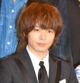 NHK連続テレビ『半分、青い。』に朝井正人役で出演した中村倫也(C)ORICON NewS inc.