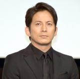映画『散り椿』完成披露舞台あいさつに登壇した岡田准一 (C)ORICON NewS inc.