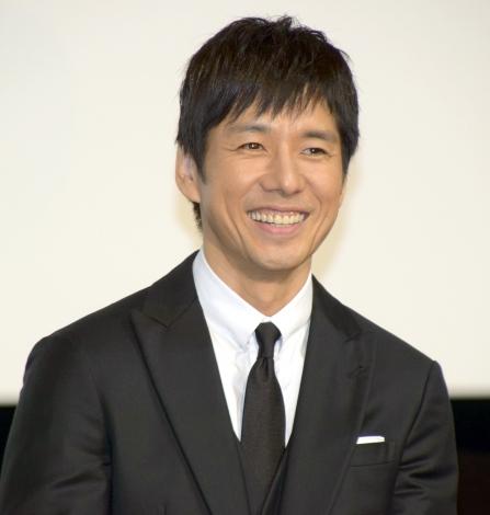 映画『散り椿』完成披露舞台あいさつに登壇した西島秀俊 (C)ORICON NewS inc.