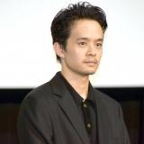 映画『散り椿』完成披露舞台あいさつに登壇した池松壮亮 (C)ORICON NewS inc.