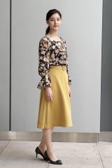 新木優子が10月スタートのフジテレビ系月9ドラマ『SUITS/スーツ』に出演(C)フジテレビ