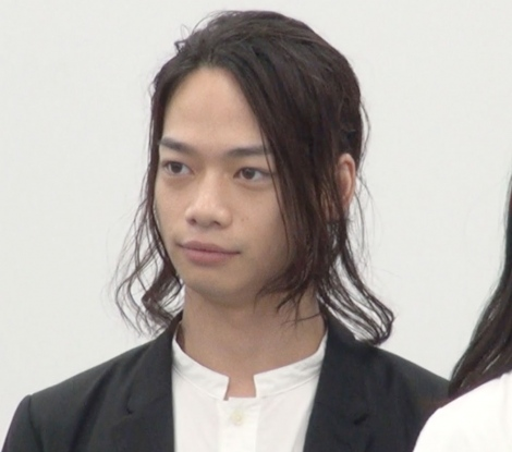 舞台『LADY OUT LAW!』制作発表に出席した池田純矢 (C)ORICON NewS inc.