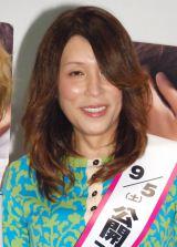 性別適合手術の診断書をもらったことを明かしたKABA.ちゃん (C)ORICON NewS inc.