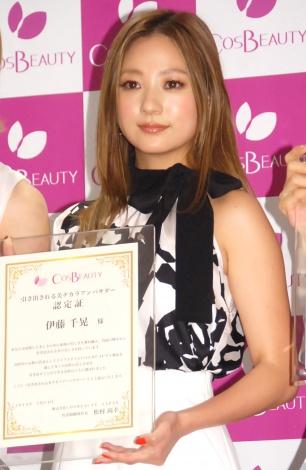 COSBEAUTY JAPAN×ドン・キホーテ『引き出される美ヂカラ』キャラクター就任イベントに出席した (C)ORICON NewS inc.